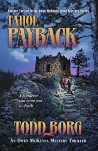 Tahoe Payback, by Todd Borg